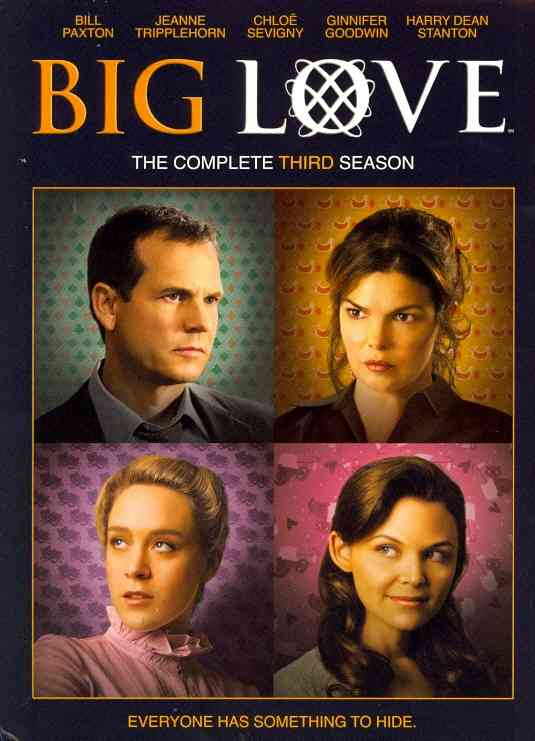 BIG LOVE:COMPLETE THIRD SEASON BY BIG LOVE (DVD)